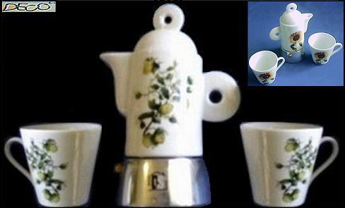 Moka Set For Espresso Coffee