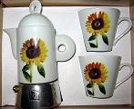 Sunflower Moca Pot