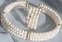 Ring and Bracelet Set