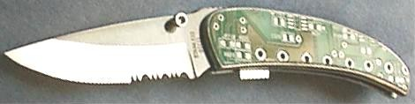 Computer Chip Pocket Knife