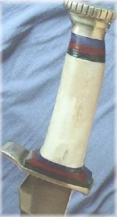 Ranger Bush Knife, Natural Bone Handle